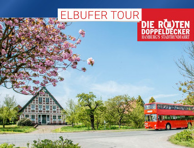 Flyer Elbufer Tour
